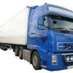 Een vrachtwagen rijbewijs halen